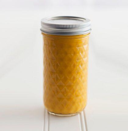 soup carrot ginger